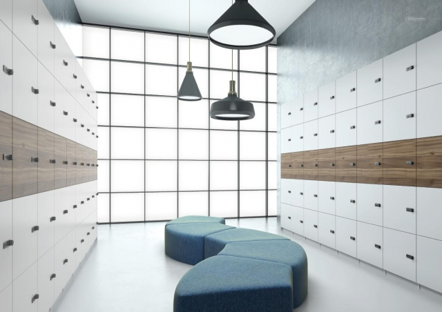 Lockers M Cabinet