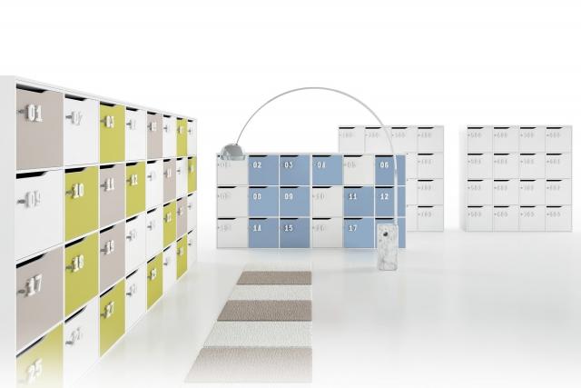 Lockers DV549